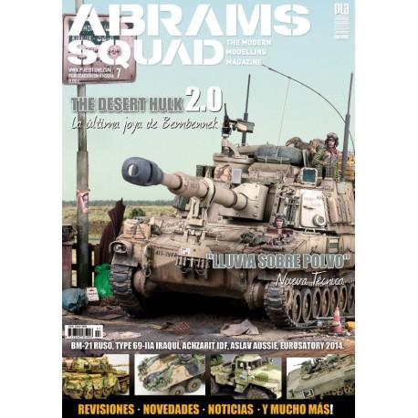 Abrams Squad 07 SPANISH