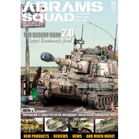 Abrams Squad 07 ENGLISH