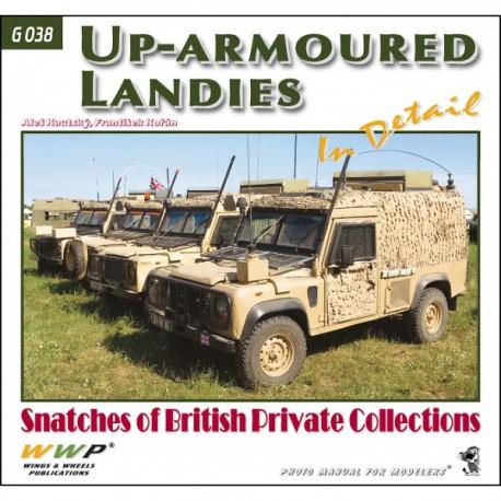 UP-ARMOURED LANDIES