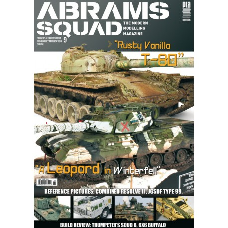 Abrams Squad 09 ENGLISH